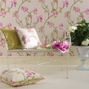 Album 3 - Orchard Blossom - Nina Campbell - NCW4027-01