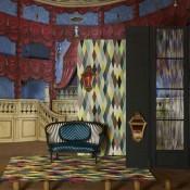 Au théâtre ce soir - Mascarade - Christian Lacroix - PCL 1001/01