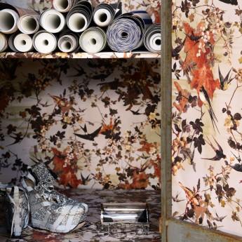 Les Papiers Jean Paul Gaultier - Hirondelles 3306/01