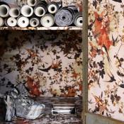 Les Papiers Jean Paul Gaultier - Hirondelles - Lelievre - 3306/01
