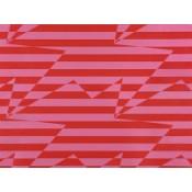 Eley Kishimoto - Stripey Zig Zag Birds - Kirkby Design - WK809/02