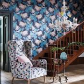 Manarola Wallpaper - Vernaza - Osborne & Little - W7217-01