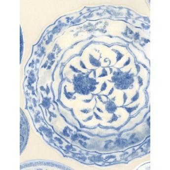 Museum - Cargo blue white