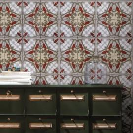 Tiles - Art deco