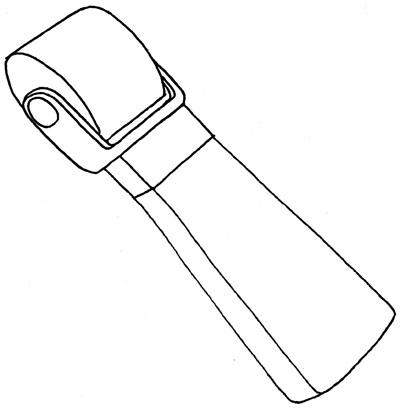 roulette pour les joints