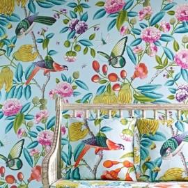Nos Papiers Peints Envol Oiseaux Papillons Analiadeco