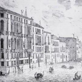 The Walls of Venice II - Grancanal
