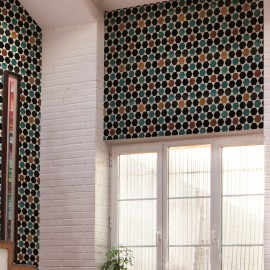 Tiles - Flamenco